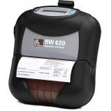 Мобильный термопринтер Zebra RW 420